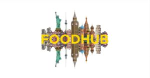 The FoodHub symbol