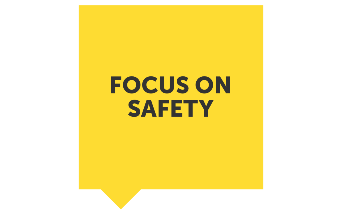The Food Hub-trender 2021 - Focus on safety.