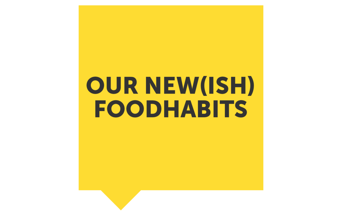 The Food Hub-trender 2021 - Our new(ish) foodhabits.