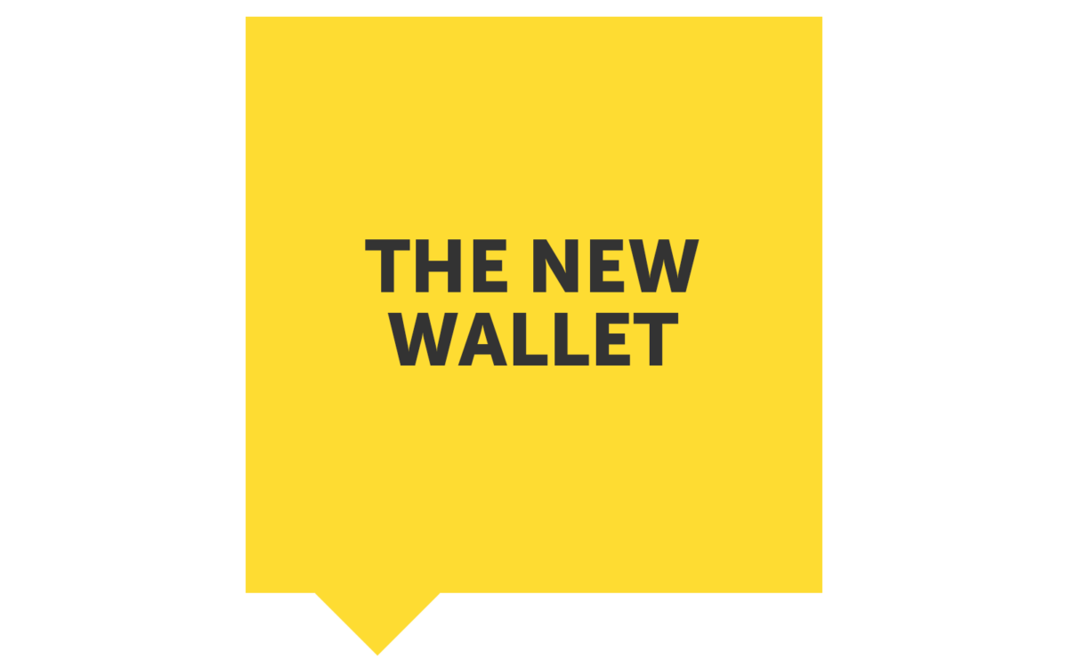 The Food Hub-trender 2021 - The new wallet.